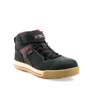 Buckler Duke S3 Werkschoen Zwart