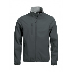 Clique Basic Softshell Jas Heren