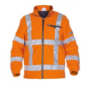 Hydrowear Franeker hoge zichtbaarheids fleece vest