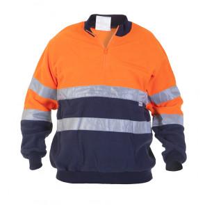 Hydrowear Texel hoge zichtbaarheids Fleece trui