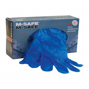M-Safe Vinyl werkhandschoenen
