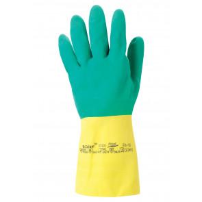 Ansell Bi-Colour 87-900 werkhandschoen