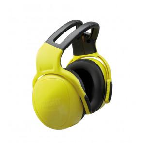 MSA left/RIGHT SNR33 geel hoofdband