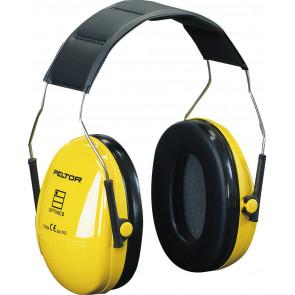 Peltor H510A gehoorkap met hoofdbeugel