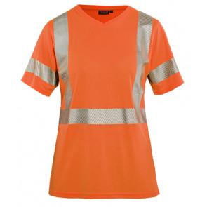Blåkläder 3336 Dames High Vis T-shirt