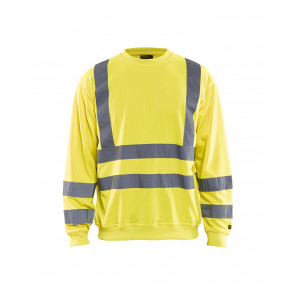 Blåkläder 3341 Sweatshirt High Vis
