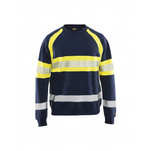 Blåkläder 3359 Sweater High Vis
