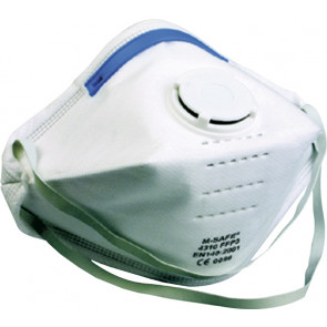 M-Safe Ventiel 4310 FFP3 vouwmasker