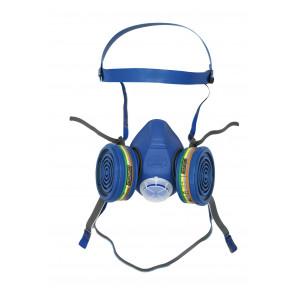 Spasciani Duo Rubber halfmasker