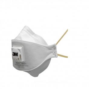 Comfortabel en opvouwbaar stofmasker voor geringe bescherming met uitademventiel