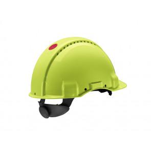 3M Peltor G3000N: extra ventilerende veiligheidshelm met 180° omkeerbaar binnenwerk (hi-viz)