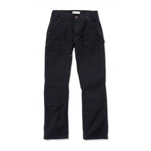 Carhartt Washed Double Front Work Dungaree B136