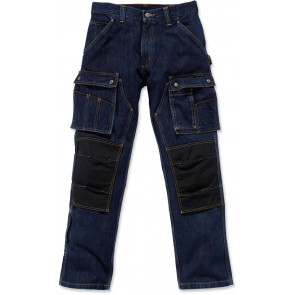 Carhartt Denim Multi Pocket Tech Pants