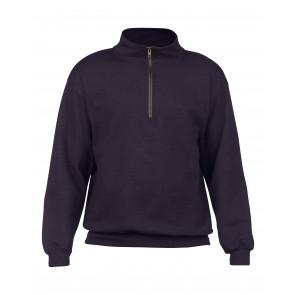 Gildan 1/4 Zip Cadet Vintage Sweater