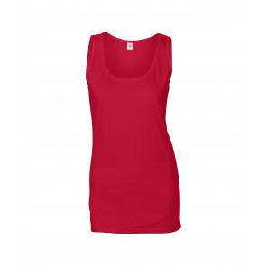 Gildan SoftStyle Dames Onderhemd