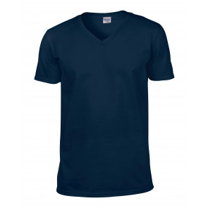 Gildan V-Neck SoftStyle Heren T-shirt