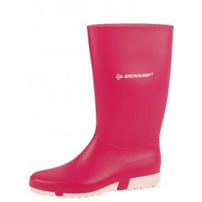 Dunlop PVC Sportlaars Roze Laars