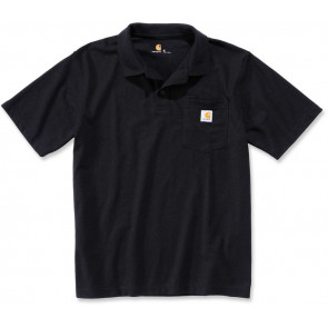 Carhartt Work Pocket Polo S/S