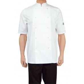Chaud Devant Hilton Poco Wit Short Sleeve Koksbuis