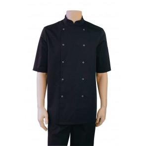 Chaud Devant Hilton Poco Zwart Short Sleeve Koksbuis