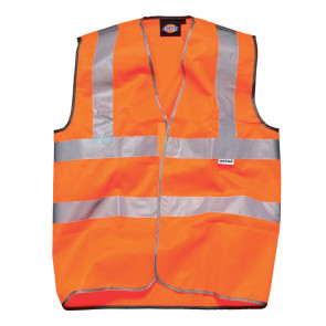 Dickies Highway Safety Vest (Oranje)