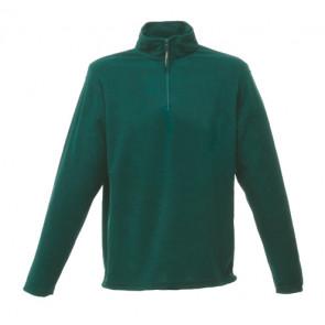 Regatta Micro Fleece Zip Neck Trui (Heren)