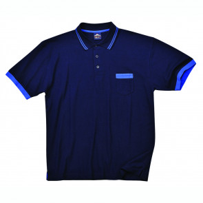 Portwest Texo contrast polo shirt