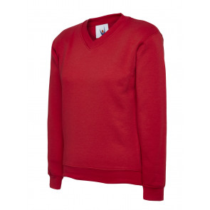 Uneek UC206 Sweater Kinder V-hals