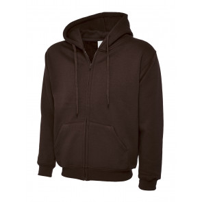 Uneek UC504 Sweater met rits Classic Hooded