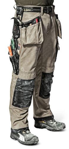 Praktische en professionele werkkleding